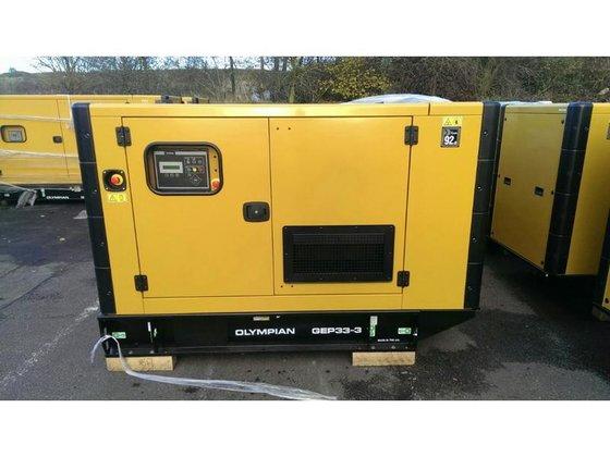 2016 CATERPILLAR DE88E0 88 kVA