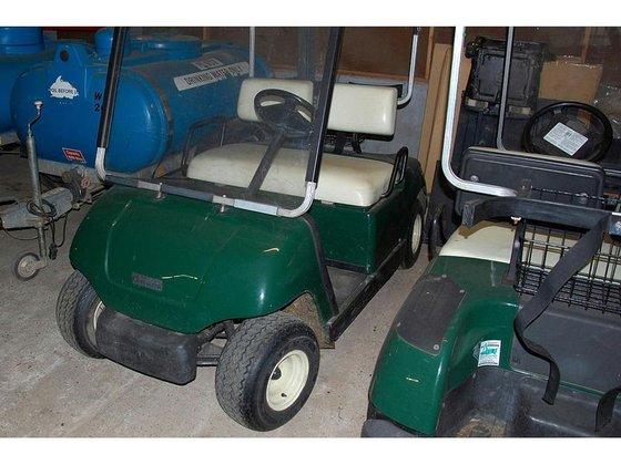 YAMAHA PETROL Golf Buggie Petrol
