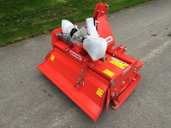 2014 MASCHIO W105 ROTOVATOR unused
