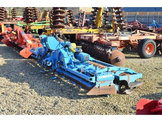 LEMKEN ZIRKON 10 5M POWER