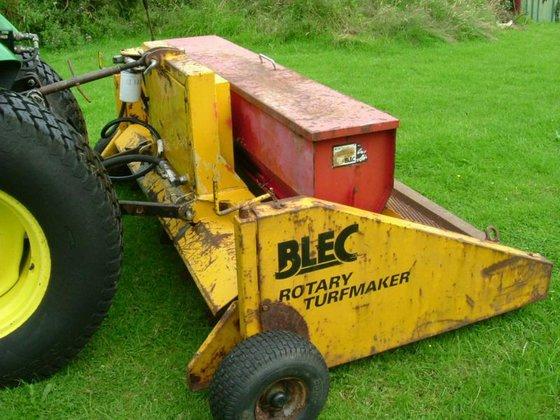 BLEC OVERSEEDER Turf Maker 6ft