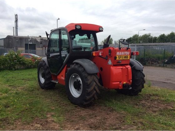 2011 MANITOU MLT 634 120