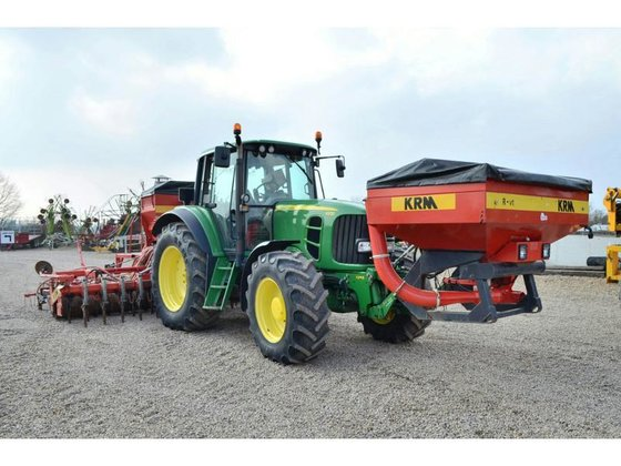 KRM 4.8M DISC DRILL (FT8081)