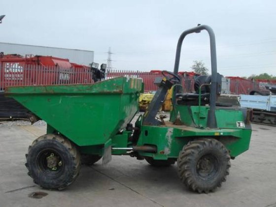 2007 BENFORD DT030S in Great