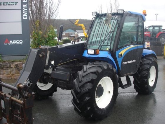 NEW HOLLAND / FORD LM