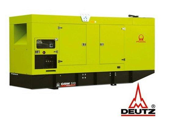 2015 PRAMAC GSW150DD 144KVA Diesel