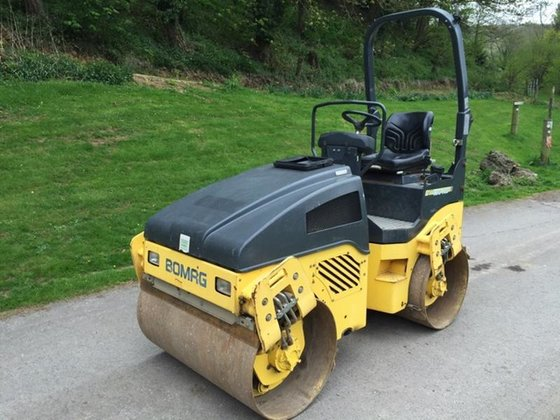 2005 BOMAG BW120 AD-4 in