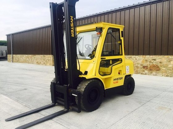 2007 HYSTER H5.00XM (5 ton)
