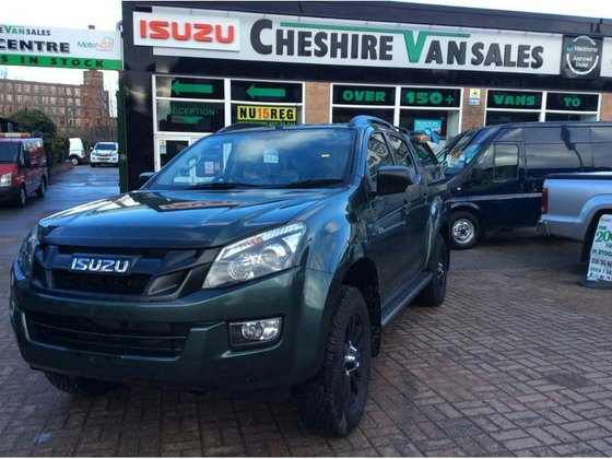 2015 ISUZU NEW HUNTSMAN YUKON