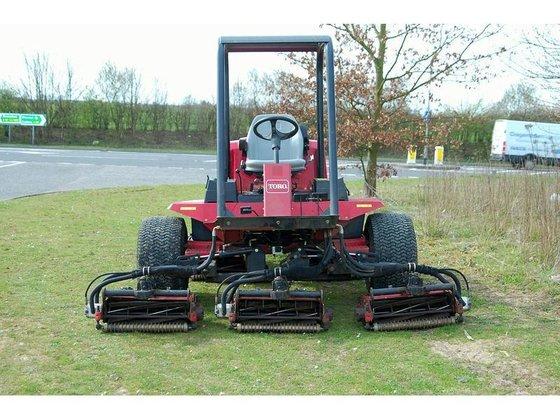2004 TORO REELMASTER RM6500-D Diesel