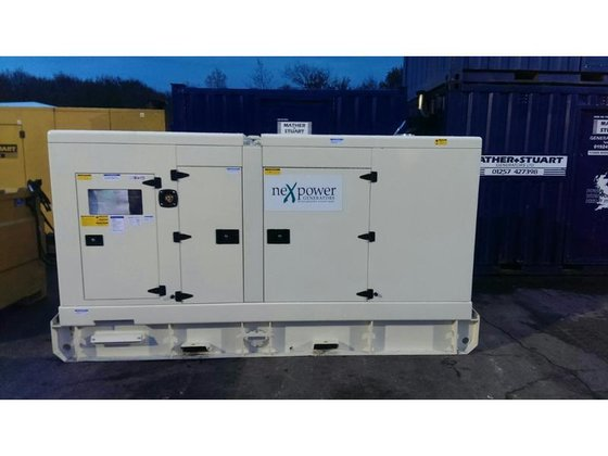2015 NEXPOWER NXP150RSC 150KVA Diesel