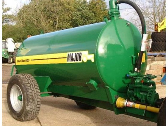 2017 NEW MAJOR SLURRY Tanker
