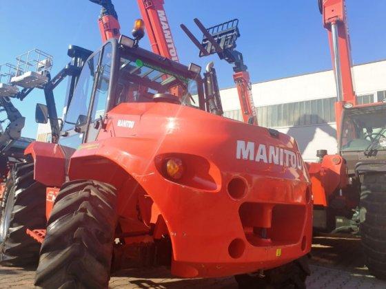 Atemberaubend Gebraucht 2018 Manitou M50.4 -Allrad Gelände Stapler in &HQ_42