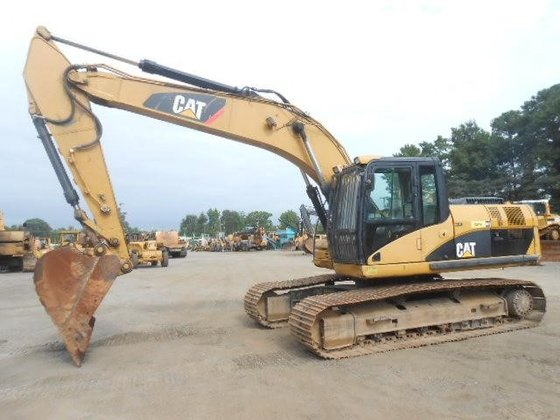 2008 CATERPILLAR 320DL in Chesapeake,