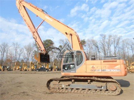 2008 DOOSAN DX300 LC in