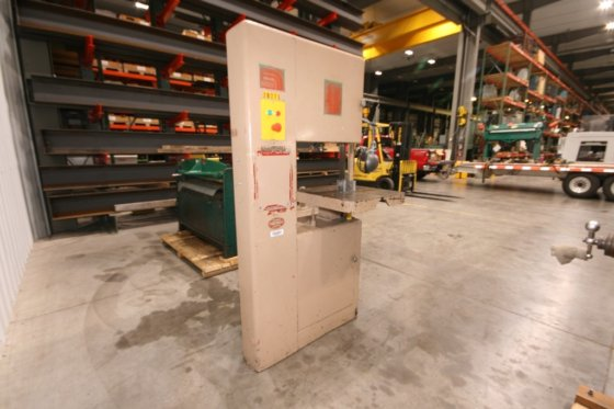 "Powermatic 86 20"" Vertical Bandsaw in Alto, MI, USA"