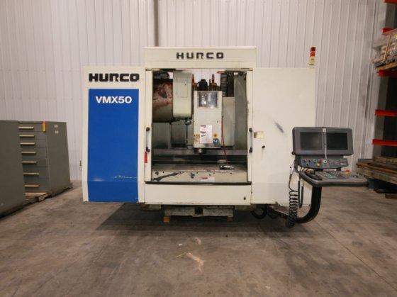 2002 Hurco VMX-50 CNC Vertical Machining Center in Alto