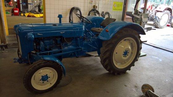 1959 ford fordson dexta special vintage tractor in. Black Bedroom Furniture Sets. Home Design Ideas