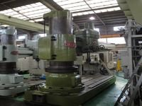 1964 Okuma 2000 2000mm Radial