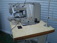 Brother LK3-B435 Sewing Machine in