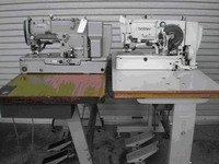 Juki LBH-782 Sewing Machine in