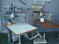 Yamato/Union'Special FD-62/36200 Sewing Machine in