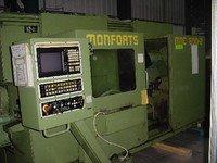 1986 Monforts MNC-600-2 CNC Lathe