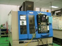 1997 Hitachi Seiki VM-40 Vertical