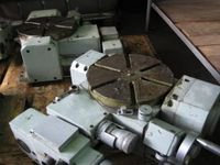 1991 Koordinate 7400-0263 Rotary Table