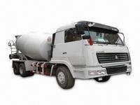 CNHTC's(China) ZZ5256GJBM3246C Concrete Mixer Truck