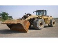 1993 CAT 966F Wheel Loader