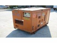 Denyo DPS-130SS Engine Air Compressor