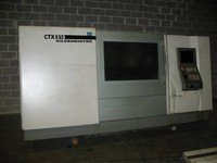 Gildemeister CTX-510 CNC Lathe in