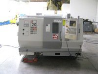 Haas SL-20T CNC Lathe in