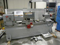Haas TL-3 CNC Lathe in