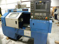 Hyundai Hit-15S CNC Lathe in
