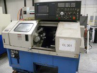 Hyundai Hit-8S CNC Lathe in
