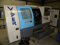 Mighty Viper VT-25 CNC Lathe