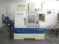 Daewoo DMV-3016L Vertical Machining Center