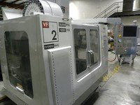 Haas VF-2DYT Vertical Machining Center