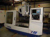 Mighty Viper V-950 Vertical Machining