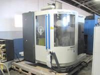 Mikron UCP-600 Vario Vertical Machining