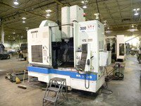 Okuma MV-550VB Vertical Machining Center