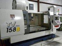 YCI Supermax TV-158 Vertical Machining