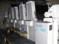 1995 Roland R-100 Offset Printer