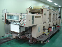 1988 Shinohara(Japan) 66-4 Offset Printer