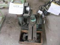 Iida GT-200A Tool Grinder in
