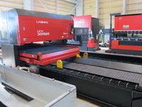 Amada LCV-3015βII Laser Cutter in