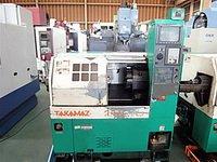 1991 Takamatsu X-10 CNC Lathe
