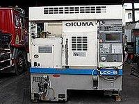 1994 Okuma LCC-15 CNC Lathe